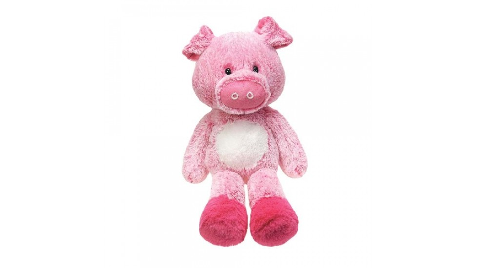 Cooky le cochon rose